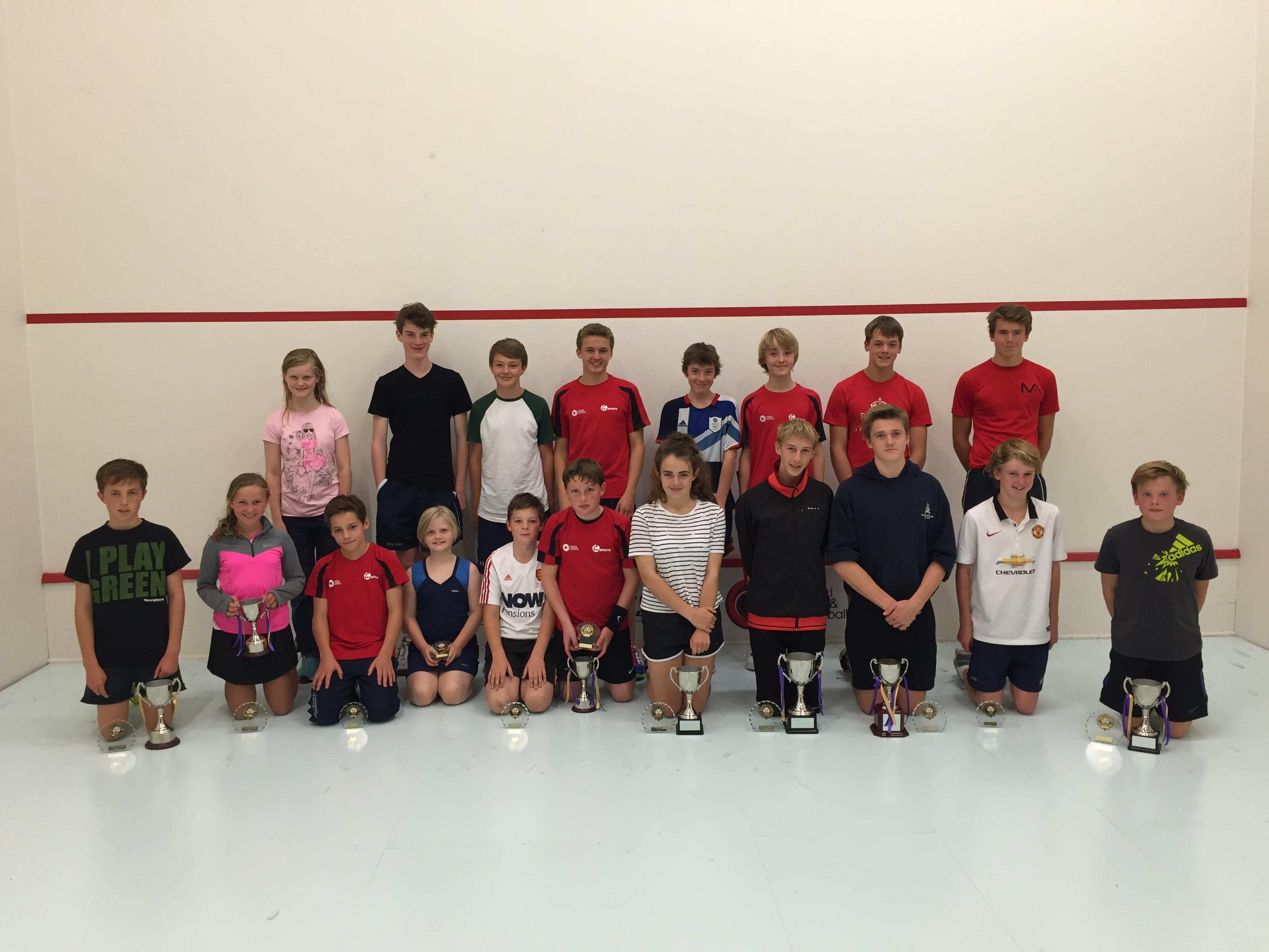 Grade 4 & 5 Competitors